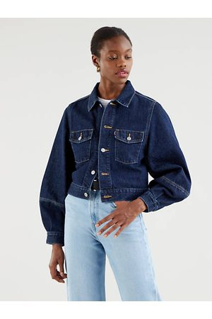 Levi's The Tailored Trucker Jacket Neutral / Allow Me
