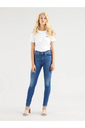 Levi's Mujer Cintura alta - 721™ High Rise Skinny Jeans Neutral / Good Afternoon
