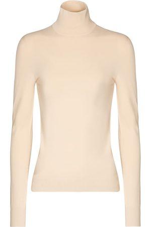 Bottega Veneta Jersey de cuello alto