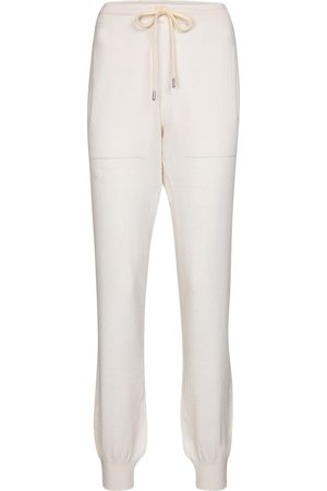 Barrie Pantalones de chándal de cachemir