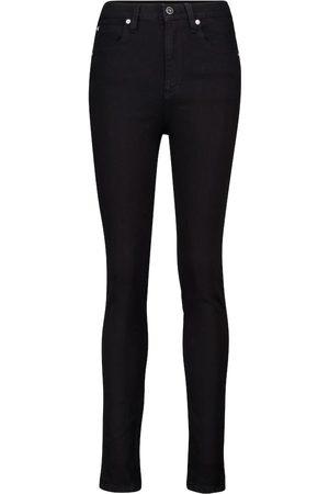 Victoria Victoria Beckham Jeans skinny LA de tiro alto