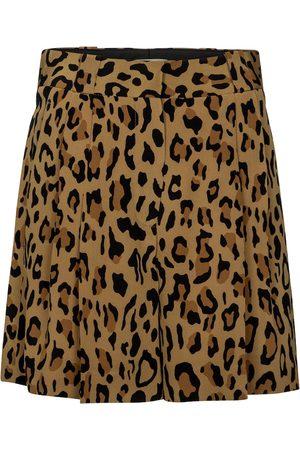 Blazé Milano Shorts Fell de seda estampados