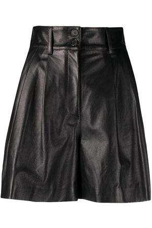 Dolce & Gabbana Shorts de talle alto