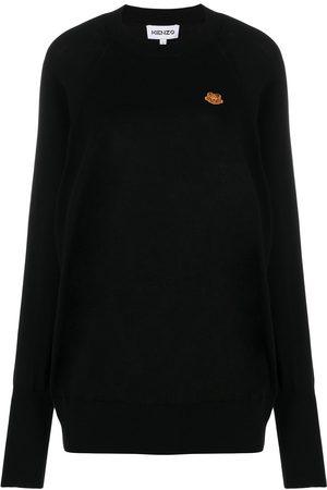 Kenzo Mujer Jerséis y suéteres - Jersey de punto con motivo Tiger
