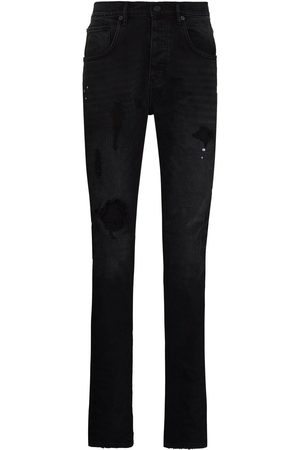 Purple Brand P002 ripped slim jeans