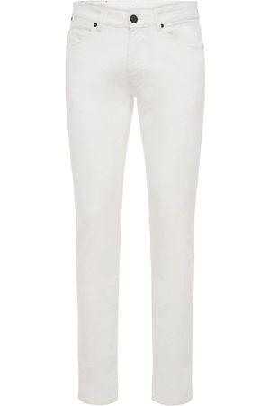 Pantaloni Torino   Hombre Jeans Super Slim De Algodón Stretch 17.5cm 33