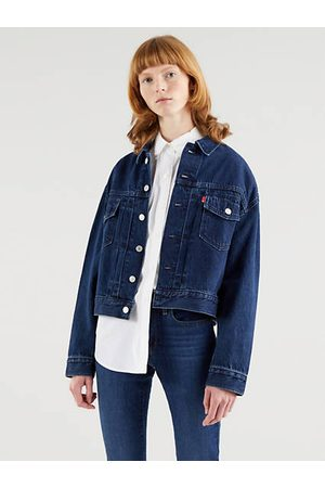 Levi's New Heritage Trucker Jacket Neutral / Exact Change