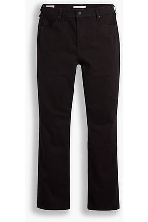 Levi's Mujer Cintura alta - 725™ High Rise Bootcut Jeans (Plus) / Black Sheep