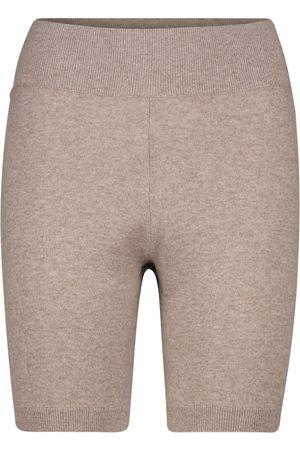 Frame Shorts de cachemir