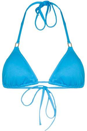 Melissa Odabash Mujer Bikinis - Top de bikini Cancun con diseño triangular