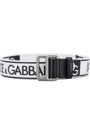 Dolce & Gabbana Cinturón con logo
