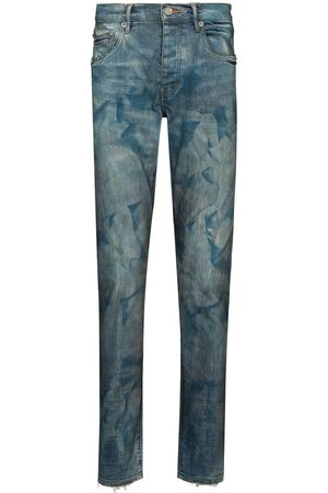 Purple Brand Hombre Pitillos - Vaqueros skinny P001 French Dirty Resin