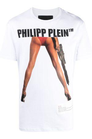 Philipp Plein Camiseta con estampado Bang Bang