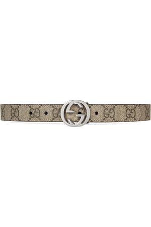 Gucci Niña Cinturones - Cinturón GG Supreme