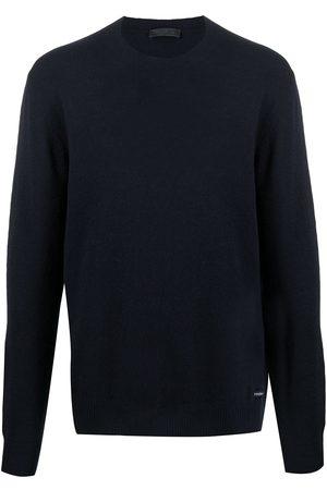Prada Hombre Jerséis y suéteres - Jersey de punto con cuello redondo