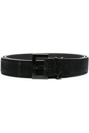 Saint Laurent Hombre Cinturones - Cinturón con hebilla
