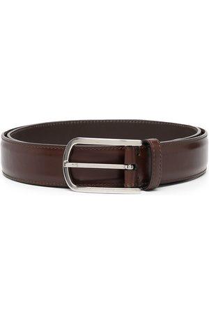 Brunello Cucinelli Hombre Cinturones - Cinturón con hebilla