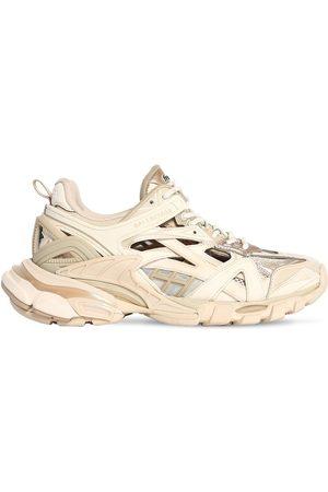 """Balenciaga   Mujer Sneakers """"track 2.0"""" De Piel Sintética 60mm 34"""