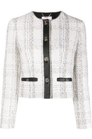 Salvatore Ferragamo Mujer Blazers - Blazer de tweed ajustado