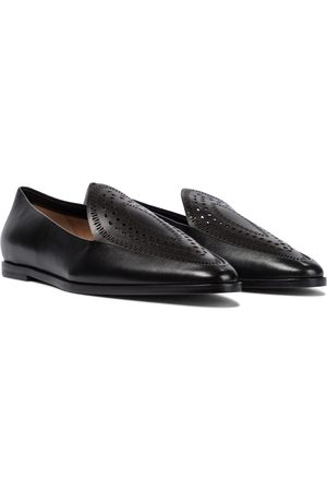 Alaïa Leather loafers