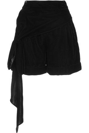 HELLESSY Shorts con detalle de lazo