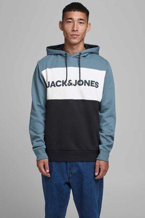 Jack & Jones Sudadera color block sostenible