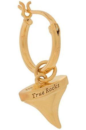 TRUE ROCKS Aro con diseño de diente de tiburón
