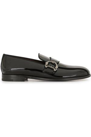 Dolce & Gabbana Mocasines con hebilla en forma de D
