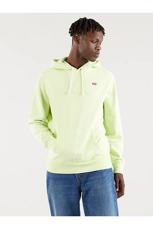 Levi's Hombre Sudaderas - New Original Hoodie Neutral / Shadow Lime