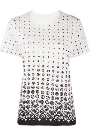 10 CORSO COMO Camiseta con motivo de lunares