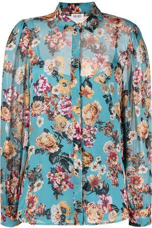 Liu Jo Camisa con motivo floral