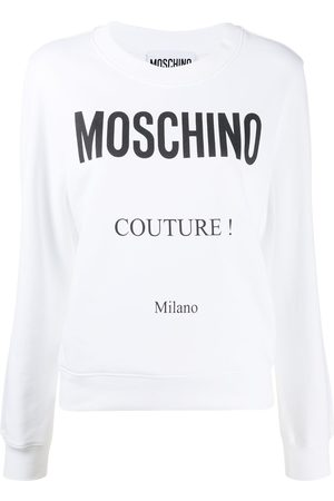 Moschino Mujer Sudaderas - Sudadera Couture con logo