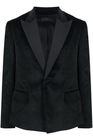 AMIRI Hombre Blazers - Blazer de esmoquin con botón