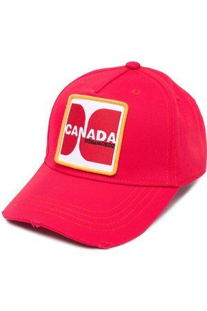 Dsquared2 Hombre Gorras - Logo patch baseball hat