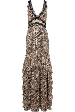 Costarellos Vestido de fiesta Farah de gasa