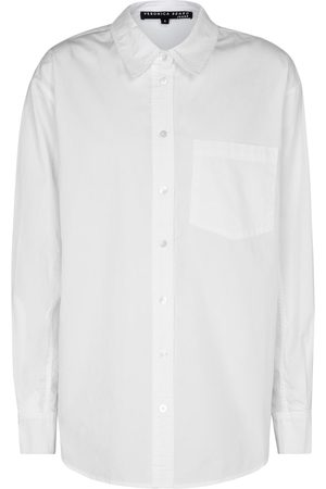 VERONICA BEARD Camisa Keiko de algodón