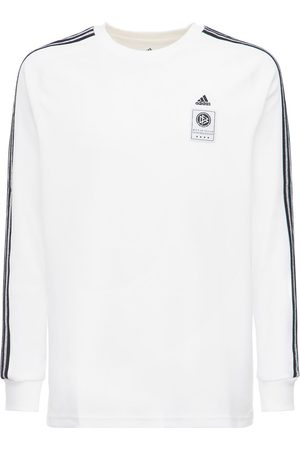 "adidas Hombre Camisetas - | Hombre Camiseta ""dfb Icon"" De Mezcla De Algodón Xs"
