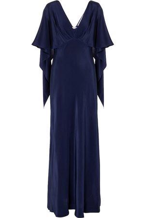 Diane von Furstenberg Vestido de fiesta Alberta de satén
