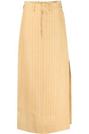 Jacquemus Mujer De tubo - Falda La jupe Terraio larga