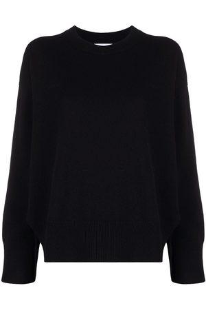 Barrie Mujer Jerséis y suéteres - Jersey con cuello redondo