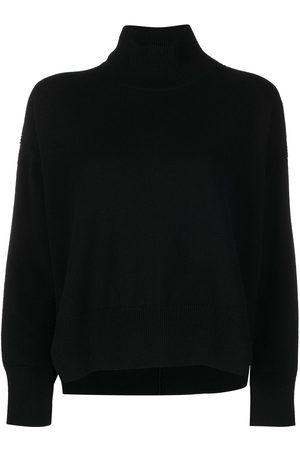Barrie Mujer Cuello alto - Jersey con cuello vuelto