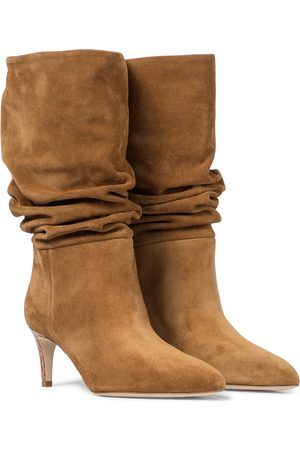 PARIS TEXAS Botas de gamuza
