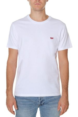 Levi's Hombre Manga corta - Camiseta - T-shirt bianco 56605-0000 para hombre