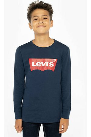 Levi's Kids Batwing Tee / Dress Blues