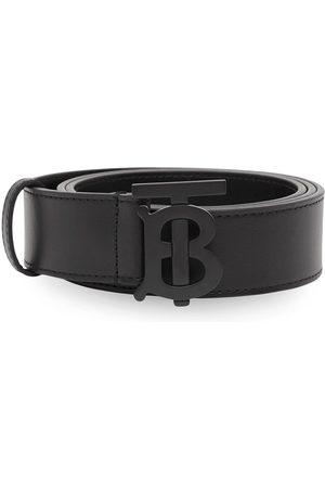 Burberry Cinturón con motivo del monograma