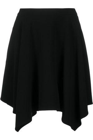 Stella McCartney Mujer Plisadas - Falda drapeada asimétrica