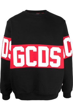 GCDS Jersey con logo estampado