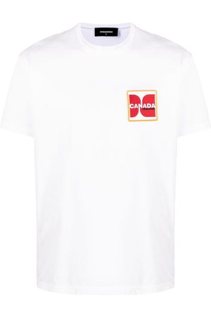 Dsquared2 Chest logo patch T-shirt