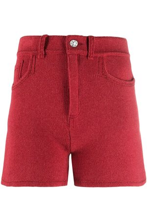 Barrie Mujer Pantalones cortos - Shorts de talle alto