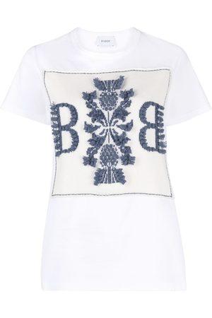 Barrie Camiseta con bordado